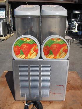 Cecilware Slush Machine Model Mt 2 Ul Used Very Good