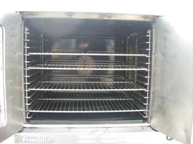Duke Convection Oven Gas Model 613 Full Size 2 Speed Used