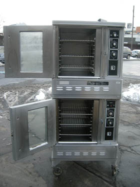 Blodgett Half Size Dual Flow Gas Convection Oven