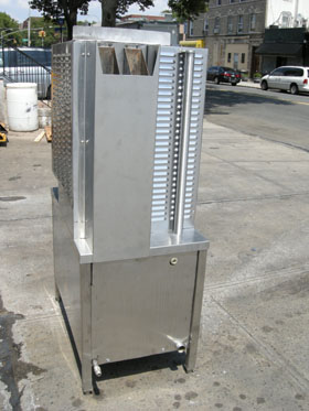 Groen Hypersteam Convection Steamer Model Hy 6g Gas Used