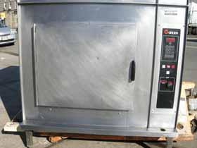 Groen Combination Steamer Oven Model C 20 G Used