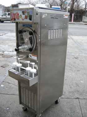 Duke Slush Machine Model 876 Used Condition Used Equipment We Have Sold Bakedeco Com