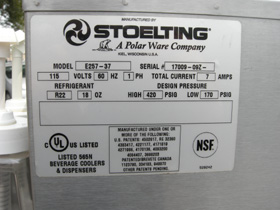 stoelting slush machine manual