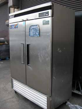 Turbo Air Tsr 49sd Refrigerator Used Condition Used