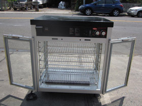 Hatco Flav R Savor Heated Merchandising Cabinet Model Wfst