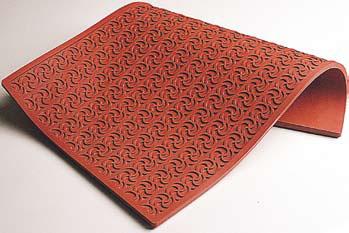 Pavoni 3 D Silicone Non Stick Decorating Mat Relief Mat