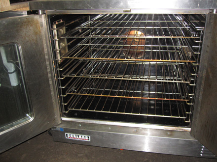 garland master 200 electric convection oven manual