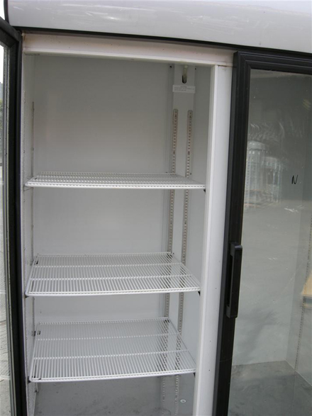 Mimet Refrigerator Merchandiser Vv 38n Used Condition
