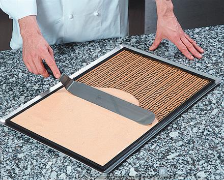 Demarle 3 D Silicone Non Stick Baking Mat Relief Mat 15