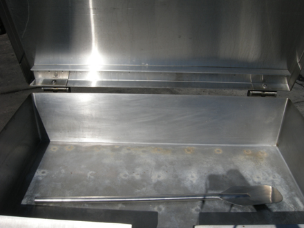 Cleveland Sem 40 Electric Tilting Skillet Used Used