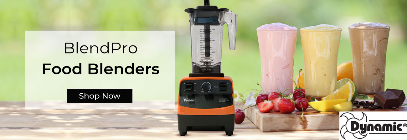 Dynamic Food Blenders