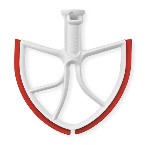 BeaterBlade for 6-Quart KitchenAid Bowl-Lift Mixers - Red Blades
