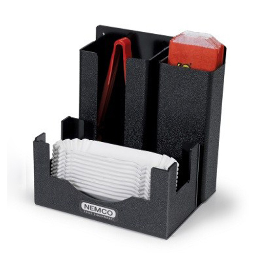 Nemco 88500 Organizer for Hot Dog Accessories - Organizer for Hot Dog Tongs & Boats 88500-CO3