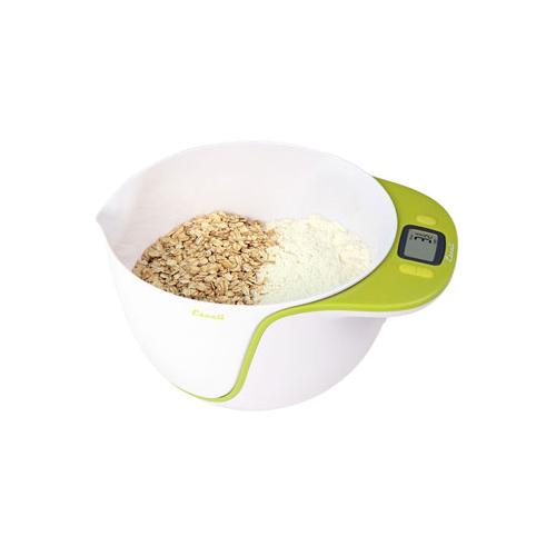 Escali Taso Mixing Bowl Digital Scale -