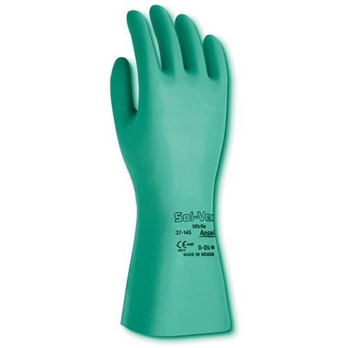 Sol-Vex Nitrile Glove