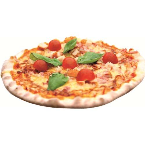 Garnished Pizza