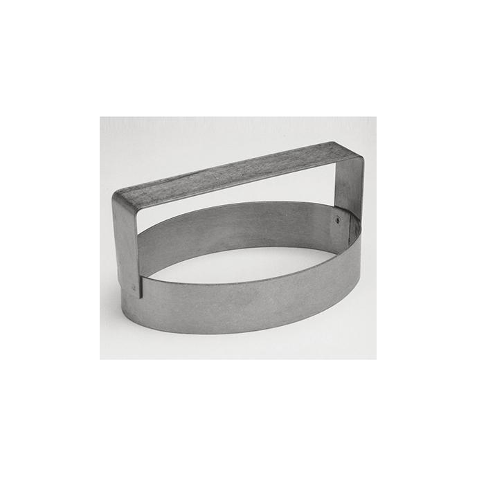 Oval/Cannoli Cutter