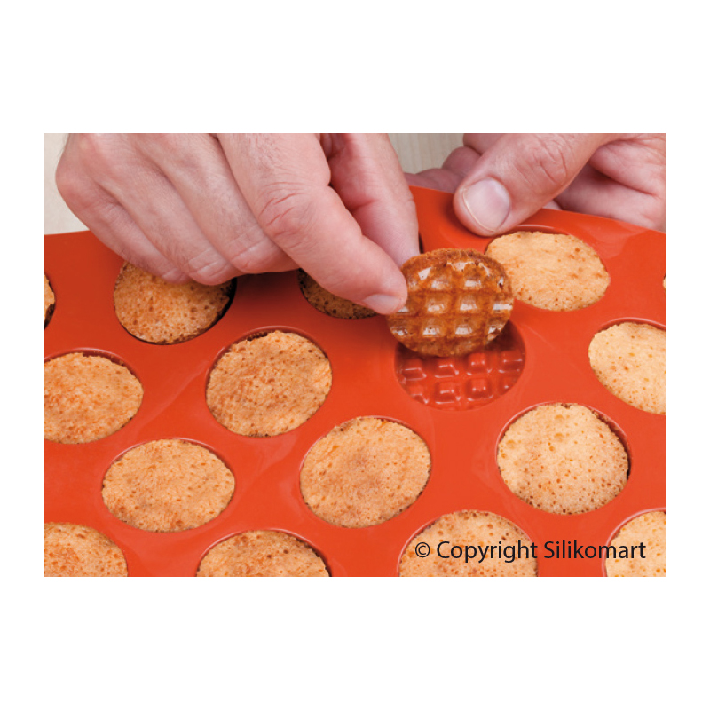 Waffle Silicone Mold