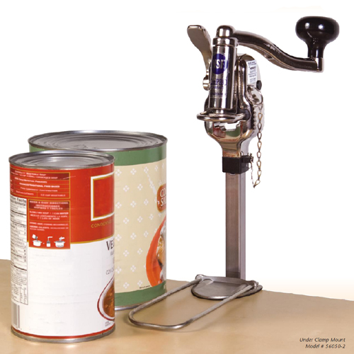 Nemco Canpro Can Opener, Temporary Mount