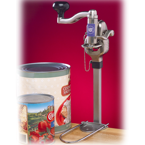 Nemco Canpro Can Opener, Permanent Mount