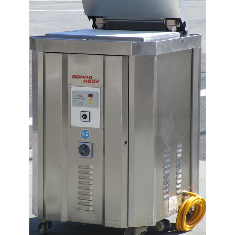 Rondo Rondopress Dough Press, Great Condition Used Equipment