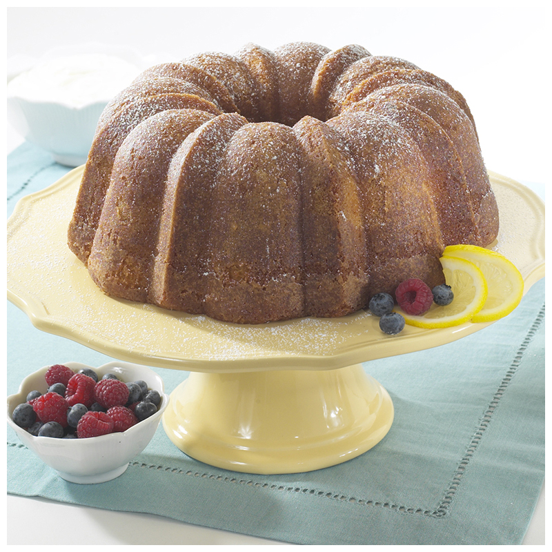 60th Anniversary Bundt Cake