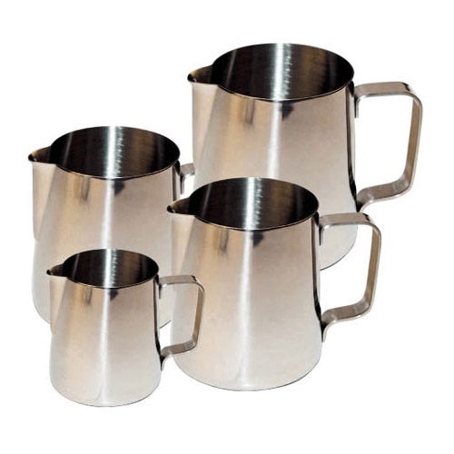 Winco Stainless steel pitcher - Group