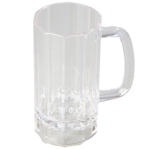 Carlisle 43965 Lexington Polycarbonate Mug, 16 Ounce