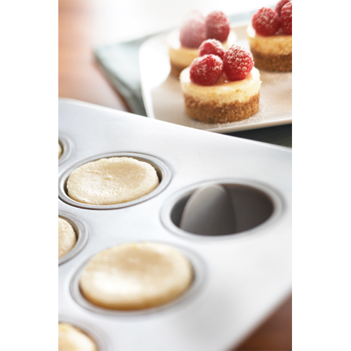 Non-Stick Mini Cheesecake Pan