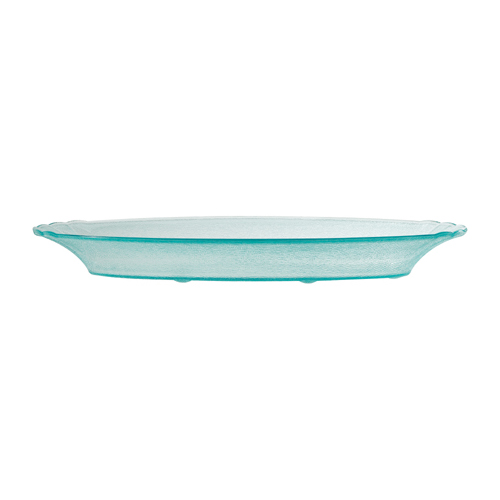 Polybarbonate Bowl, Oval, Color: Jade, Sold as a Pack of 3