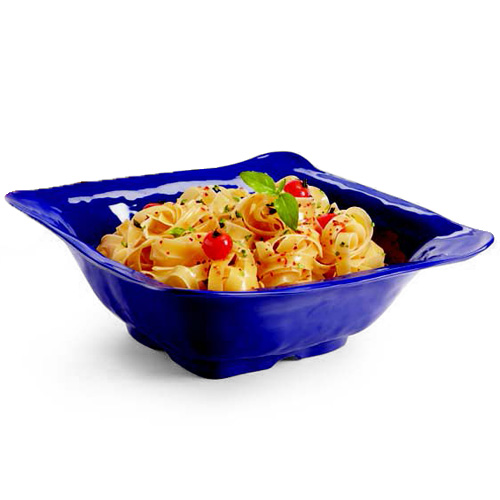 Melamine Bowl Square New York Series, 4.25 Qt., 13