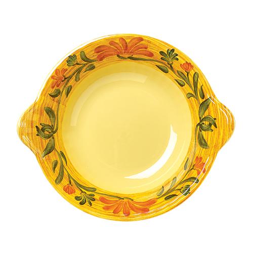 Melamine Bowl, Venetian Pattern, Sold as a Case of 6