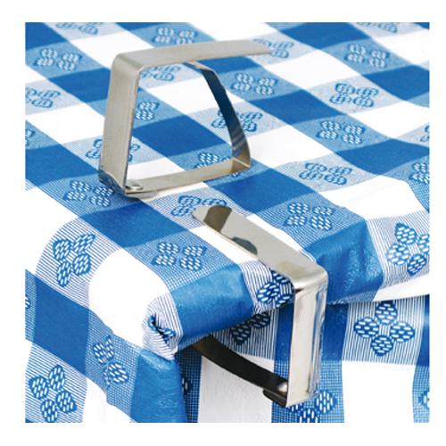 Winco TBC-1 Table Cloth Clip, 1 Dozen