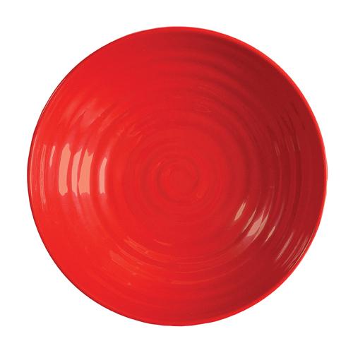 Melamine Bowl, Red Sensation Series