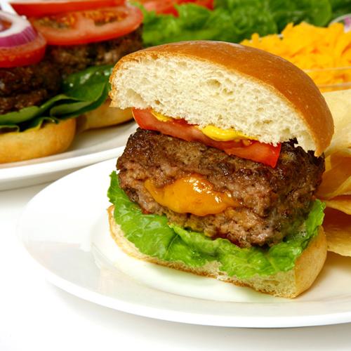 Norpro Stuffed Burger