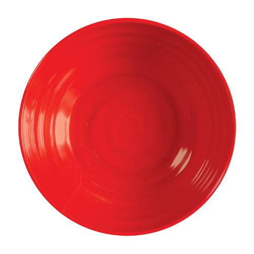 Melamine Bowl, Red Sensation Series, 36 oz.