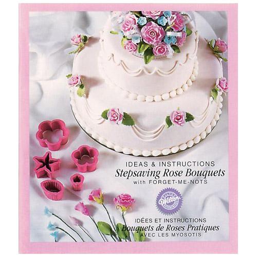 Wilton Step-Saving Rose Bouquet Flower Cutter Set - 6 Pc.