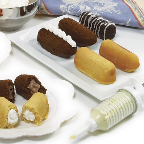 Norpro Canoe Cupcakes
