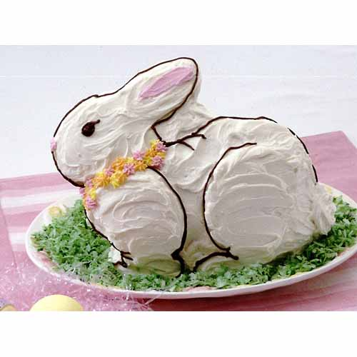 Nordicware Easter Bunny Cake