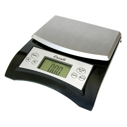 Escali Aqua Liquid Measuring Scale 11 lb/ 5 kg