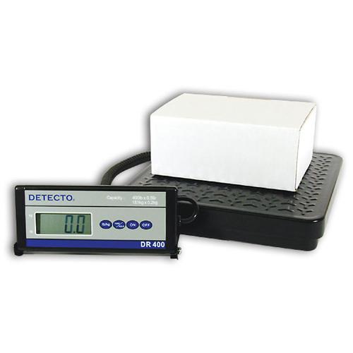 Detecto Low Profile Platform Scale