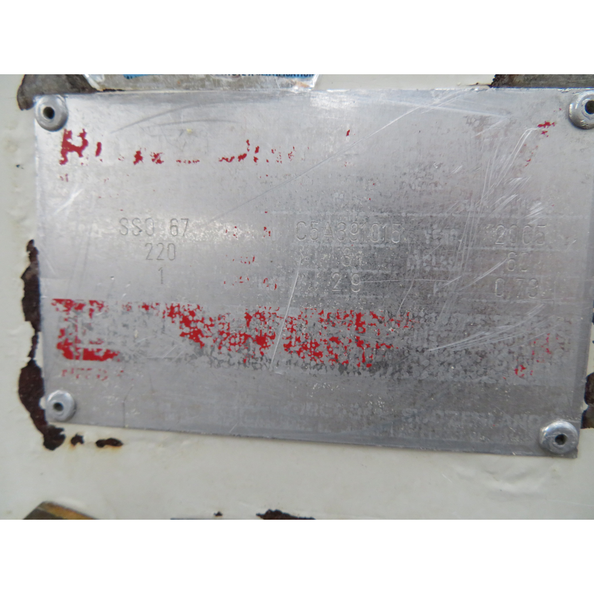 Sso Quote: Rondo SSO-67 Reversible Dough Sheeter, Used Great