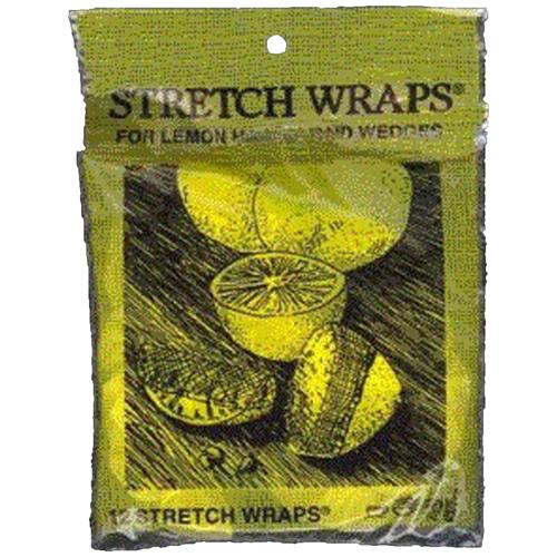 Regency Stretch Wraps, 12 Pcs