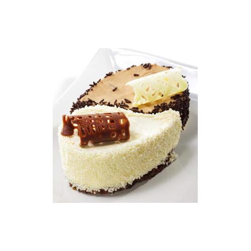 Comma Yin-Yang Cake