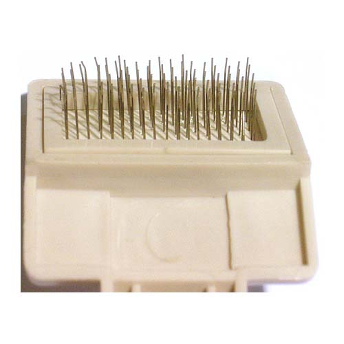 Multi-Purpose Brush Suited for Cleaning Graters