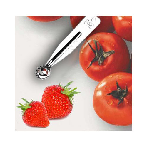Tomato Corer, Stainless, Made in France