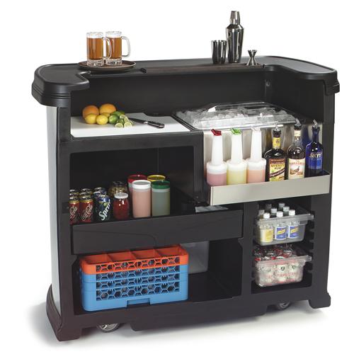 Carlisle Maximizer Portable Bar