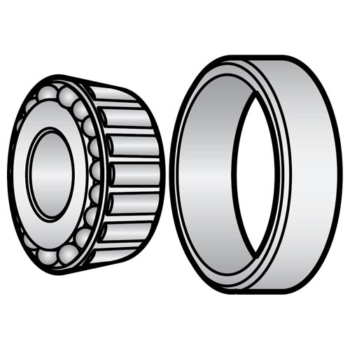 Knife Plate Bearing (2 Needed) for Globe Slicers