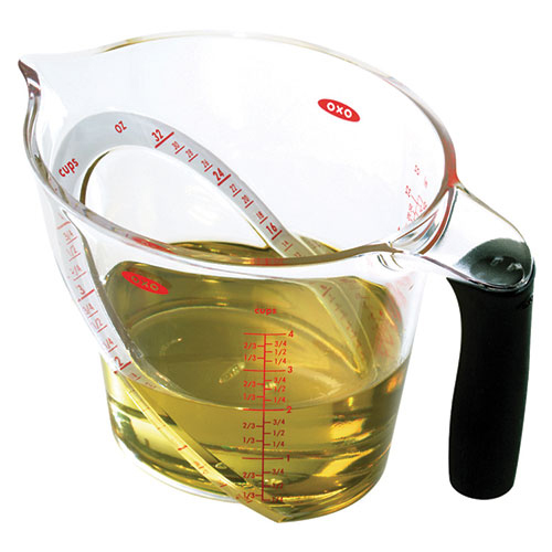 Oxo 1050030 Angled Measuring Cup - 4 Cup