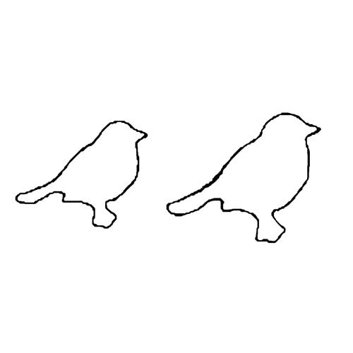 PME Set of 2 Robins